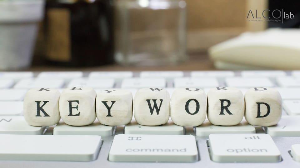 come scegliere le parole chiave