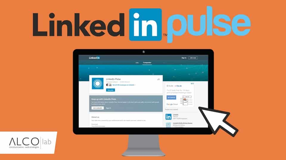 cos'è linkedin pulse