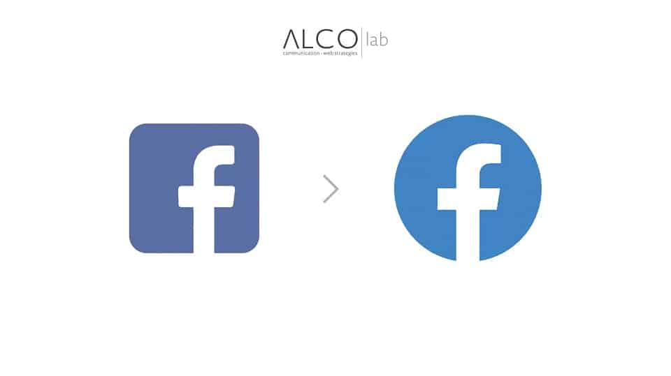 facebook cambia logo