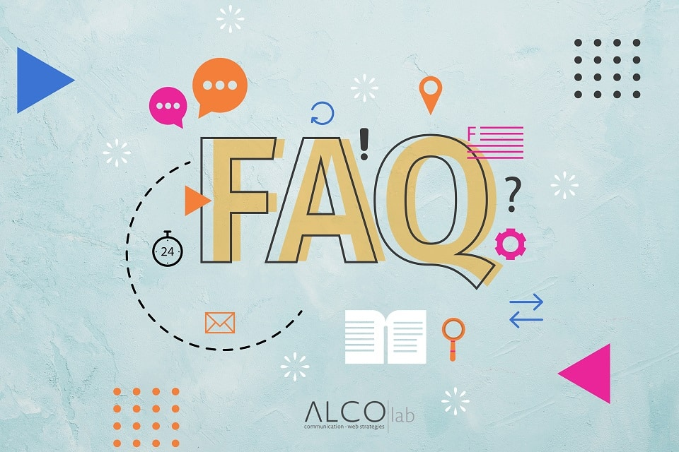 FAQ page per e-commerce