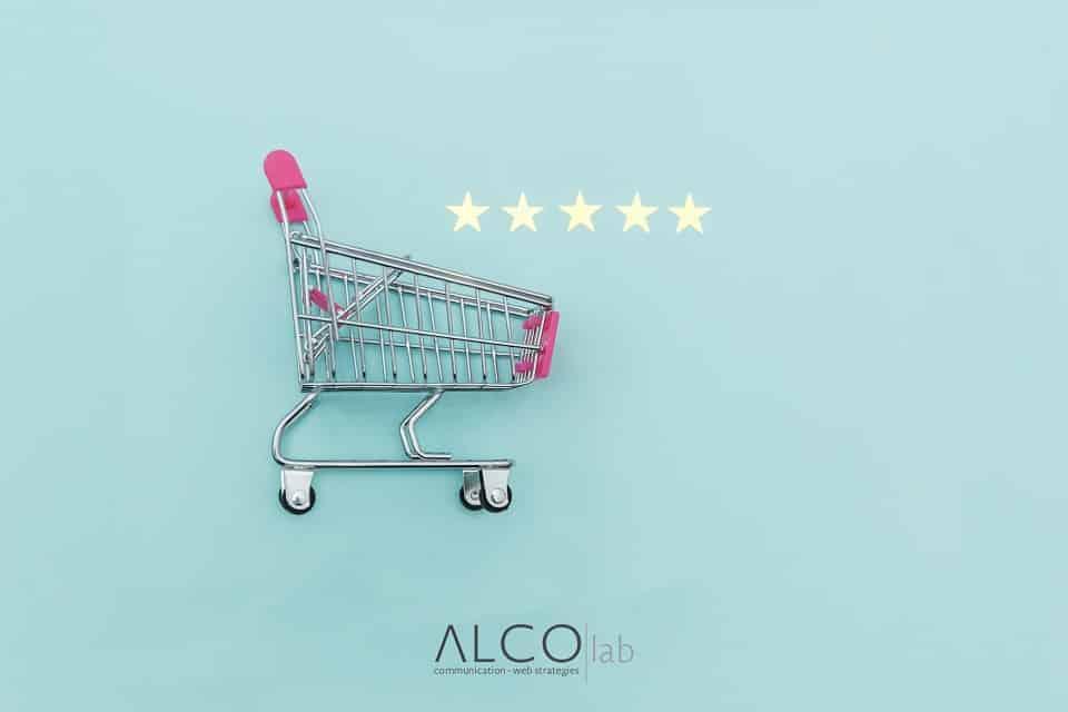 Ottenere recensioni positive su e-commerce