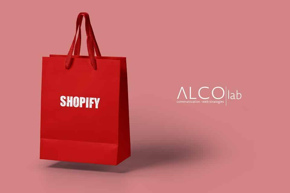 come funziona shopify
