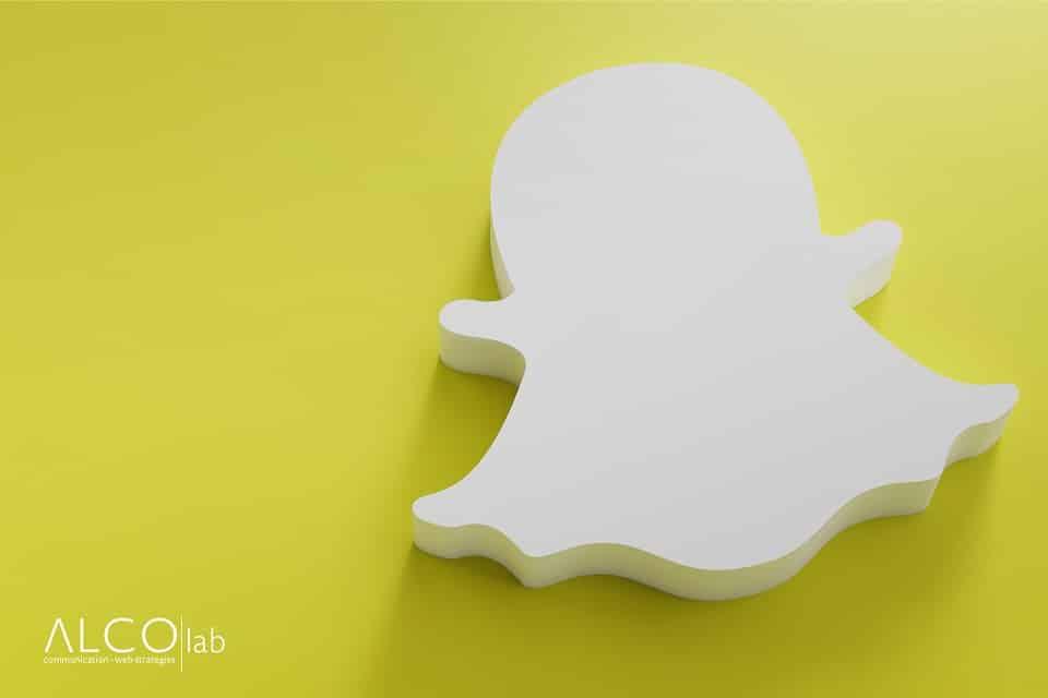 snapchat per aziende