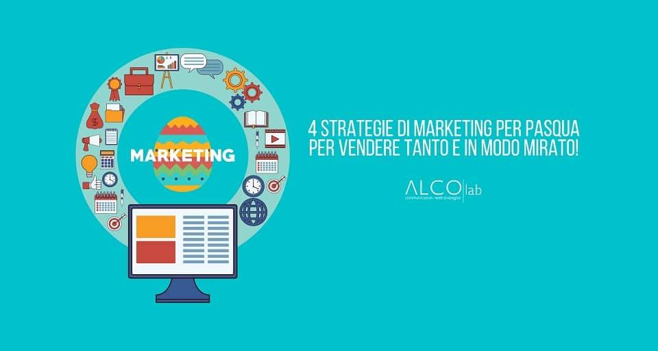 strategie di marketing per pasqua