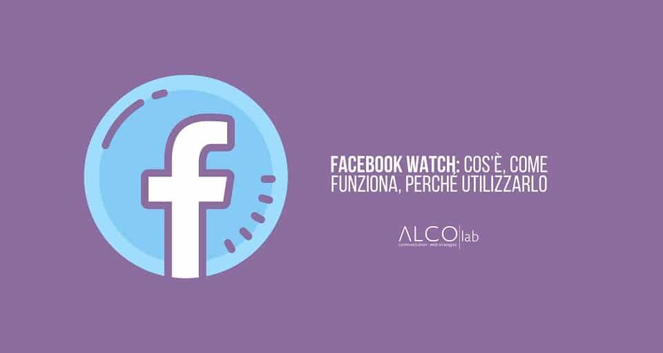 come funziona facebook watch